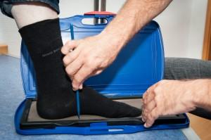 Fuß-Orthopädie-Technik Fotoshooting Impression 020