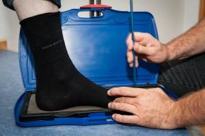 Fuß-Orthopädie-Technik Fotoshooting Impression 021